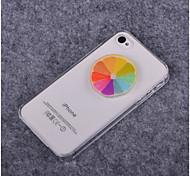 Lemon Pattern PC Hard Case for iPhone 4/4S