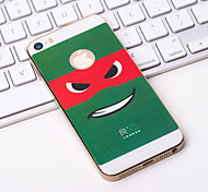 Fashion Cartoon Figure Iphone5 Case Radiation protection Graphene Cooling Phone Stickers Skin Cover for Apple Iphone5/5S