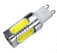 10W G9 Luces LED de Doble Pin MR11 5 COB 900 lm Blanco Cálido / Blanco Fresco Decorativa AC 100-240 V 5 piezas