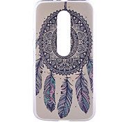 Dream Catcher Pattern PC Hard Back Cover Case for Motorola MOTO G3 3rd Gen