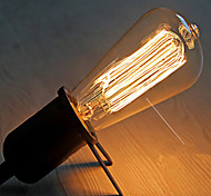 40W E27 Edison retro light bulb ST64 (220-240V)
