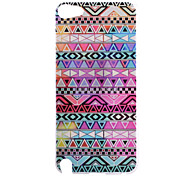 Colour Tribal symbol Pattern PC Hard Back Cover Case for iPod Touch 5