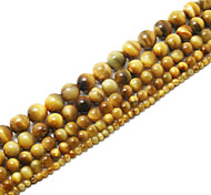 Beadia 1Str(Aprx 47Pcs) Natural Tiger Eye Stone Beads 8mm Round Gemstone  Loose Beads Fot Jewelry Making(Dyed Colors)