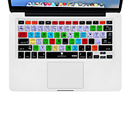 XSKN Lightroom Silicone Keyboard Skin Cover for Macbook pro air retina 13'' 15'' 17'' EU  US Version