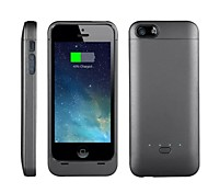 2200mAh External Portable Backup Battery Case for iPhone5/5S/5C(Assorted Colors)