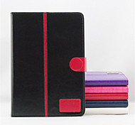 Hybrid Folding Case Smart PU Leather Case Stand Flip Cover Book Cover Wallet ForiPad Air (Assorted Color)