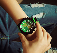 Unisex Watches Fashion Stereoscopic Digital Female Watches Business Casual Mens Wrist Watch