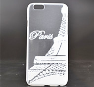 Transmission Tower Pattern PC Material Phone Case for iPhone 6