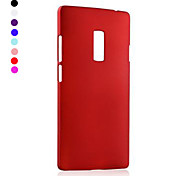 Pajiatu Mobile Phone Hard PC Back Cover Case Shell for OnePlus Two yijia 2 (Assorted Colors)