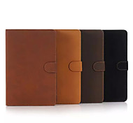 PU Leather Vintage Cover Folio Stand Case For Apple iPad mini 4