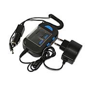 usb cargador universal para los teléfonos móviles del li-ion baterías / ni-mh BM001