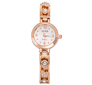 Ladies' Fashion Watch Exquisite Rose Miss Jin Dai Quartz Watch