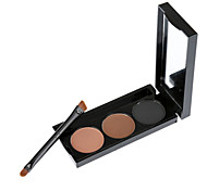 Lápices de Ojos Polvo Condensado Húmedo Corrector / Impermeable Ojos
