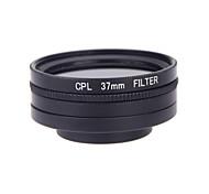 conjunto de 5 GoPro Hero 3 3+ 37 milímetros filtro CPL + 37 milímetros uv