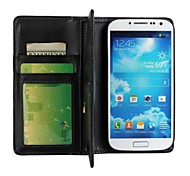 Multi-functional Wallet PU Mobile phone for Samsung Galaxy S4/S3
