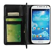 Multifunktionsmappen-PU-Handy für Samsung Galaxy S4 / S3