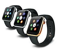 533MAH  MTK2502C Bluetooth 4.0 Smart Watch(Sapphire Glass, Pedometer, Heart Rate, Waterproof, Anti-lost)
