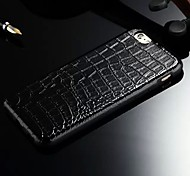 Crocodile Pattern TPU Back Cover Case for iphone 6 (Assorted colors)