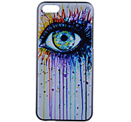 Color Tears Pattern PC Hard Case for iPhone 5C