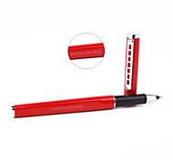 Personalized Gift Red Stainless Steel Pen