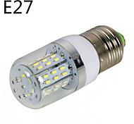 LED a pannocchia 48 SMD 3014 无 T E14 / E26/E27 5W Intensità regolabile / Decorativo 450 LM Bianco caldo / Luce fredda 1 pezzoDC 12 / AC