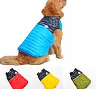 Fashion and Warm Jacket for Medium and Large Dog Winter Coat