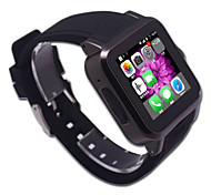 GPS Android 4.04 Bluetooth 4.0 Smart Watch(Sapphire Glass, Pedometer, Heart Rate, Waterproof, Anti-lost)