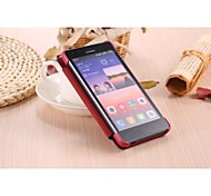 Leather And Pc Mobile Phone Case Cellphone Case Proetction Shell for Huawei G628