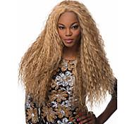 nuovi capelli ricci stile parrucche sintetiche onda parrucche di capelli stile di moda