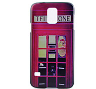 telefooncel patroon pc harde case voor Samsung Galaxy S6 rand plus / galaxy s5 / galaxy s5 mini