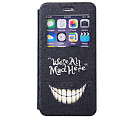 Tooth Pattern Window Bracket Section Full Package Phone Case for iPhone 6S