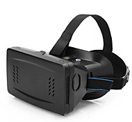 "Google Cardboard Virtual Reality VR Mobile Phone 3D Glasses 3D Movies Games With Resin Lens for 3.5 to 5.5"" Smartphone"