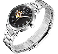 Men's Watch Automatic Mechanical Waterproof Hollow Steel Watch Trade Custom Cool Watch Unique Watch