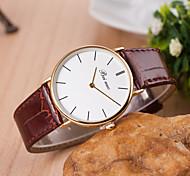 Men's  Watch Fashion Luxury Casual Belt Quartz Watch