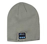 unisex malhas tamanho adulto chapéu tecido chapéu alto-falante Bluetooth fone de ouvido Bluetooth: 26x20.5x3cm