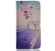 Painted PU Phone Case for Galaxy S6edge/S6/S5/S4/S4mini/S3mini