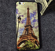 MAYCARI® Eiffel Tower in the Clouds Hard Back Case for iPhone 6/iphone 6S