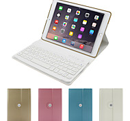 360 Degree Rotating Bluetooth Keyboard Removable Case for Apple iPad5/iPad Air (Assorted Color)