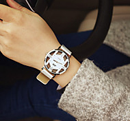 WomanAnd Men  Fashion Leather Wrist Watch Cool Watches Unique Watches