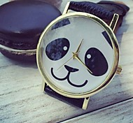 Fashion Women Watches Cartoon Panda Quartz Watches