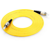 Shengwei®  FC(UPC)-FC(UPC) Simplex Single-Mode Fiber Patch Cord 3M/5M/10M