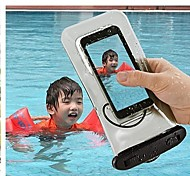 PVC Waterproof Case Phone Bag Pouch Dry for iPhone 4/4S iPhone 5/5S/5C iPhone 6 and Others(Assorted Colors)