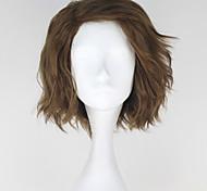 Косплэй парики Косплей Косплей Аниме Косплэй парики 30 См Термостойкое волокно Мужской