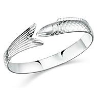 WH 925 Silver Woman Bracelet Fish