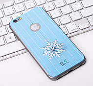 Snow Flower Diamond iPhone6 Case Graphene Cooling Phone Sticker for iPhone6 Protect Pregnant Woman from Radiation