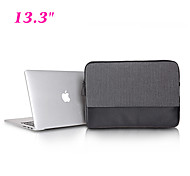High Quality Genuine Leather Notebook Laptop Sleeve Case Shockproof Computer Bag for Apple iPad/Macbook Air/Pro 13.3""