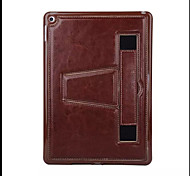 High Quality PU Leather Case for Apple iPad Air2/ipad 6(Assorted Colors)