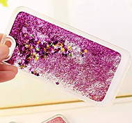 For iPhone 6 Case Flowing Liquid Case Back Cover Case Glitter Shine Hard PC iPhone 6s/6