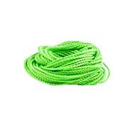 corda pro-poly / 10 (dez) pacote de 100% polyester yoyo string - verde neon