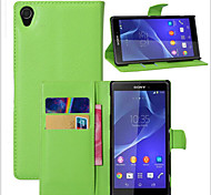 The Embossed Card Support For Xperia Protection Sony Z2 Mobile Phone